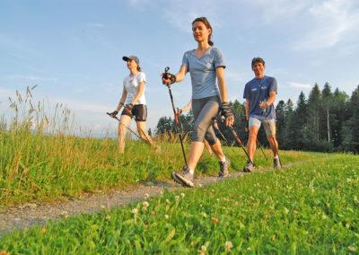 Nordic_Walking © Kultur und Tourismusamt Lindenberg