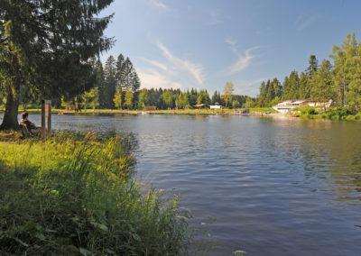 Waldsee-(1) © Kultur und Tourismusamt Lindenberg